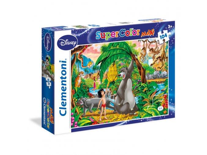 Walt Disney: Kniha Džunglí - maxi puzzle