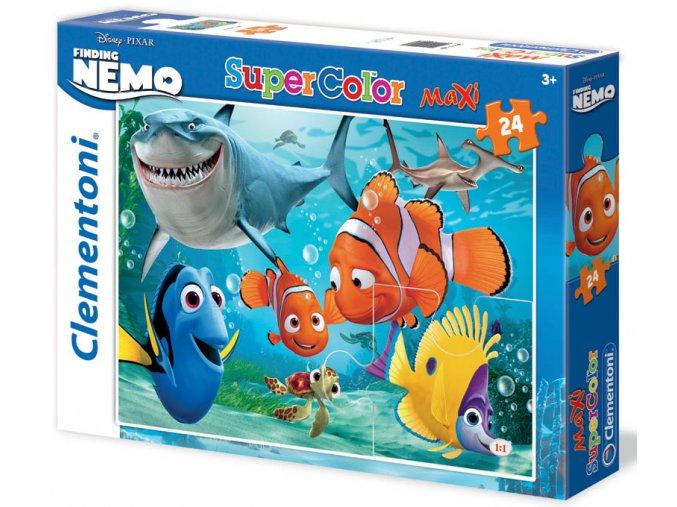 Walt Disney: Nemo - maxi puzzle - 24 dílky