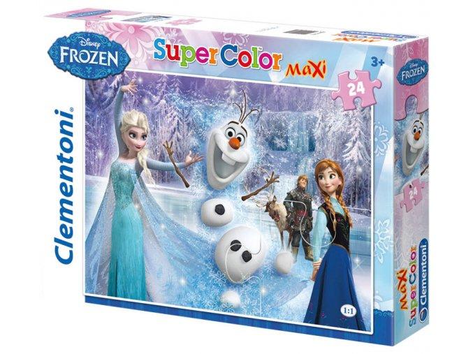 Walt Disney - Frozen: Ledové království - maxi puzzle