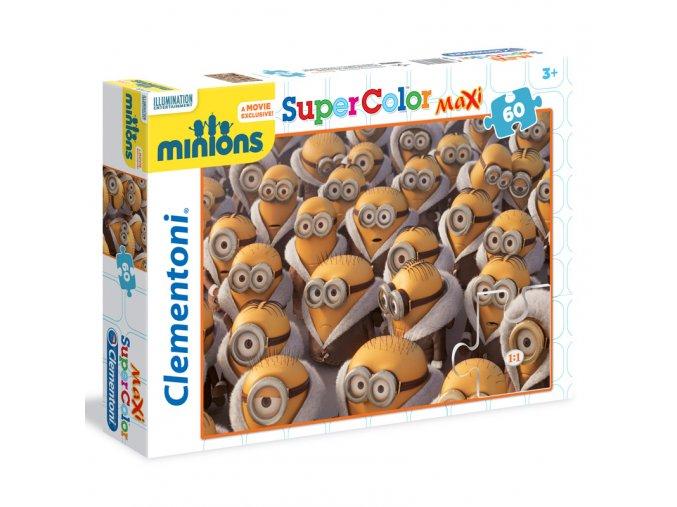 Mimoni - Mela - maxi puzzle - 60 dílků