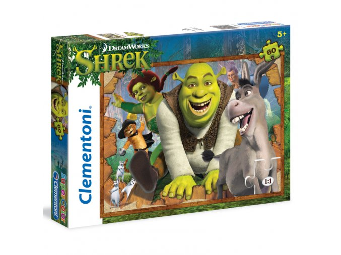 Shrek - supercolor