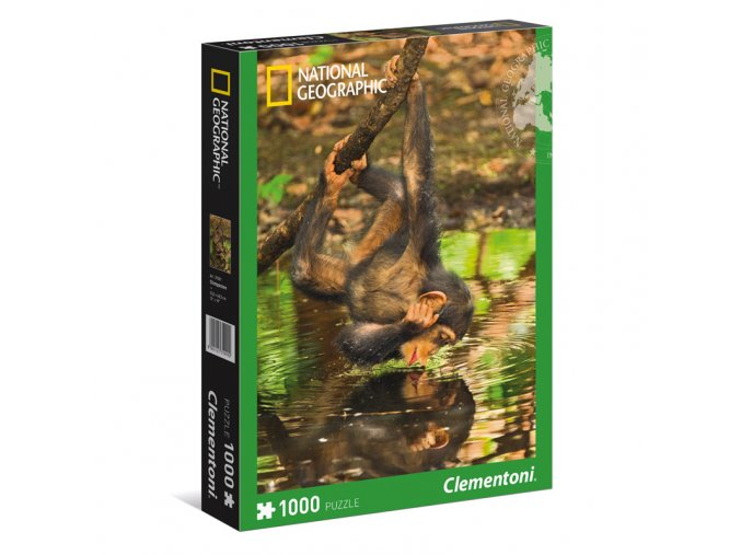 National Geographic: Šimpanz