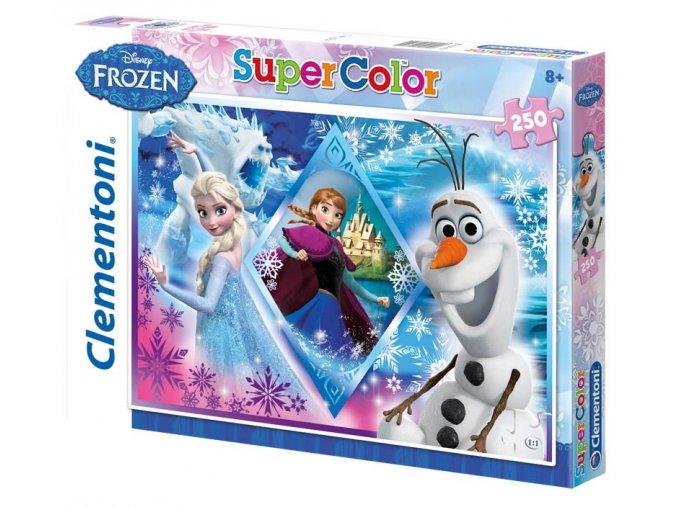 Walt Disney - Frozen Naděje pro království - supercolor - 250 dílků