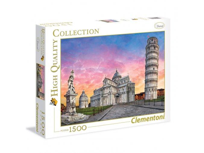 Pisa, Itálie - HQC