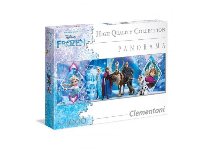 Walt Disney - Frozen - panorama