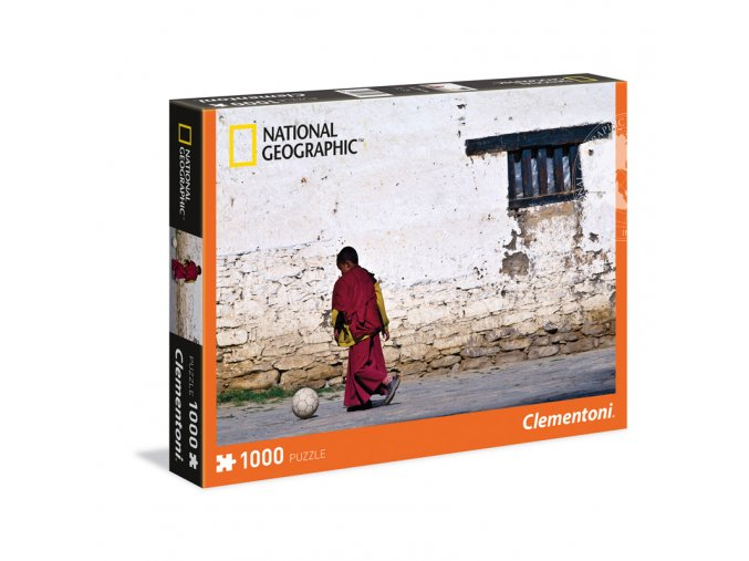 National Geographic: Mladý Buddhistický mnich