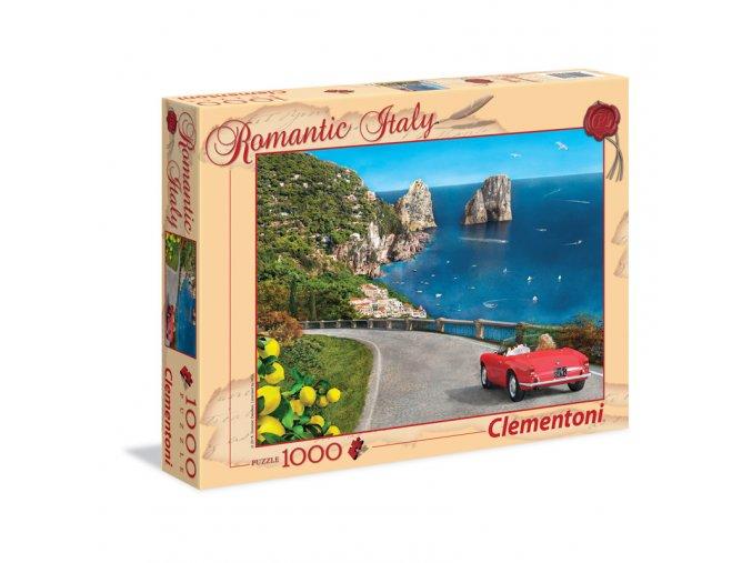 Romantická Itálie: Tenkrát na ostrově Capri