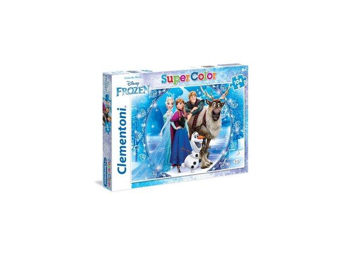 Walt Disney: Ledové království  - supercolor