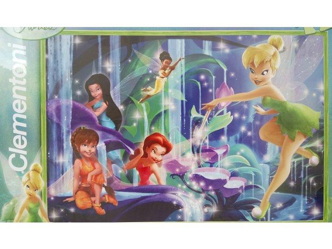 Walt Disney: Víly (Faireis) Maxi - supercolor - 104 dílky