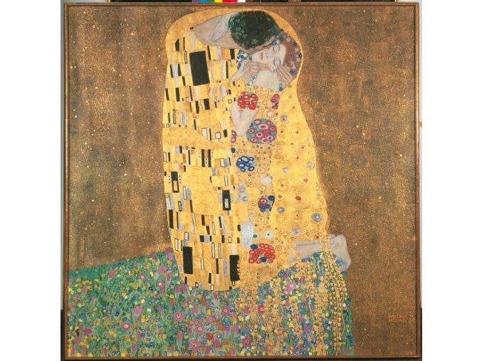 Klimt: Polibek