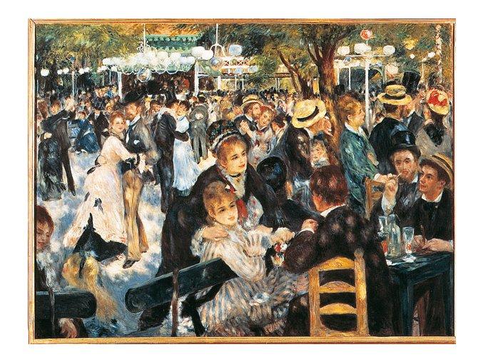 Renoir: Tanec v Moulin Rouge