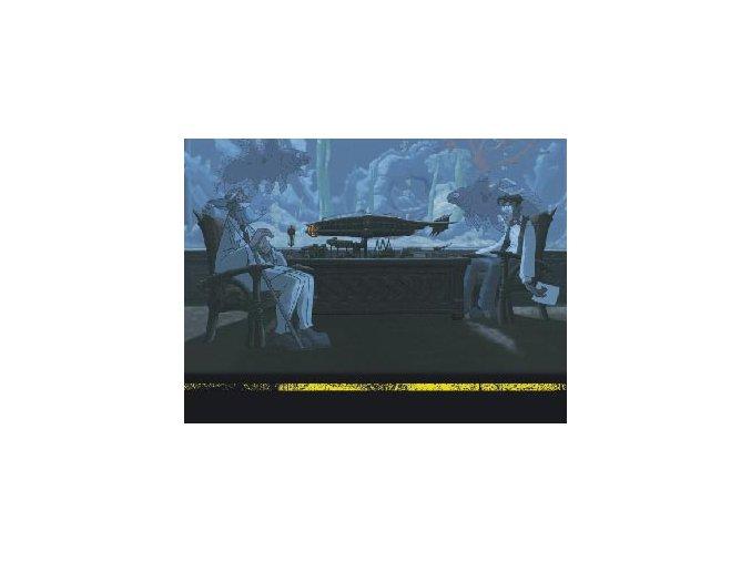 Atlantis - V pracovně