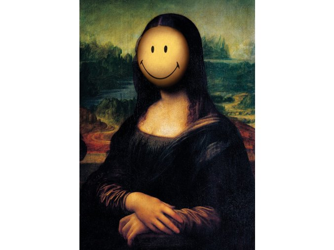Smiley Mona Lisa