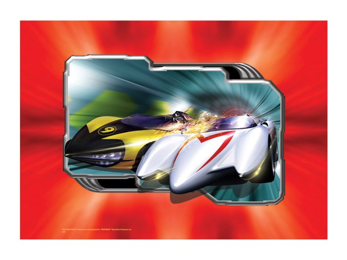 Speed Racer A - puzzlemanie
