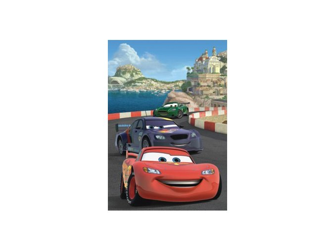Walt Disney: Cars 2 - Na riviéře
