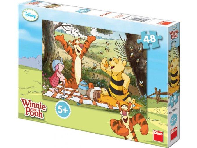 Walt Disney: Medvídek PÚ na pikniku