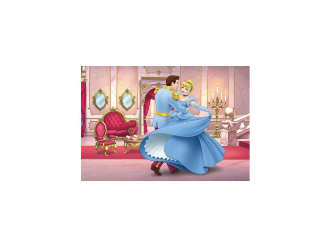 Walt Disney: Popelka na plese