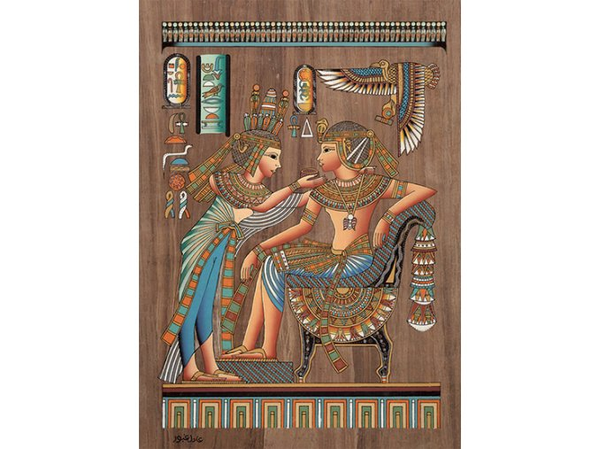 Egyptský papyrus
