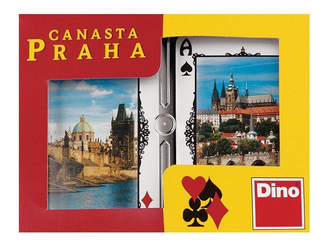 Karty Canasta - Praha