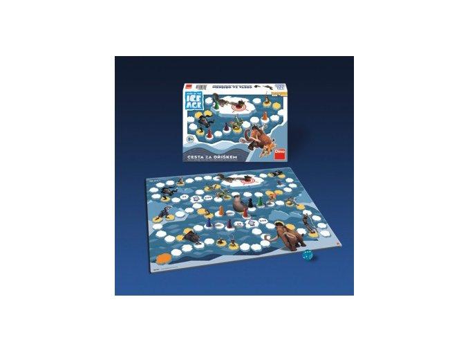 Doba ledová 4 - Cesta za oříškem - hra pro 2 - 6 hráčů