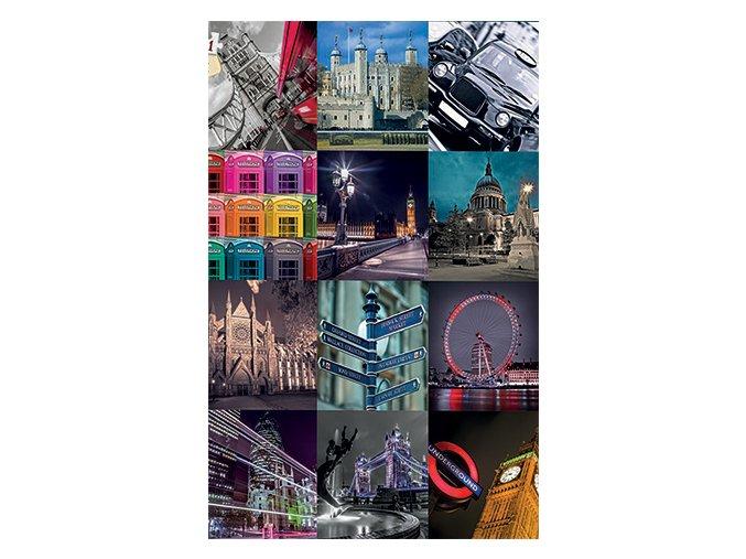 Londýn - 12 fotografií
