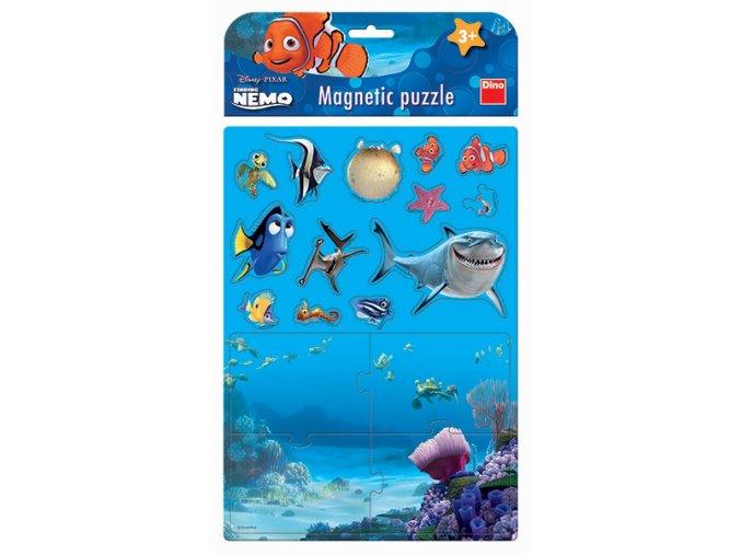 Magnetické puzzle Nemo