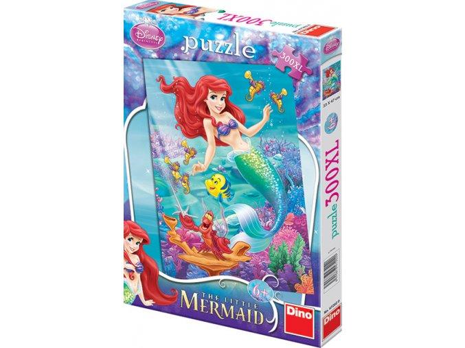 Walt Disney: Veselá Ariel