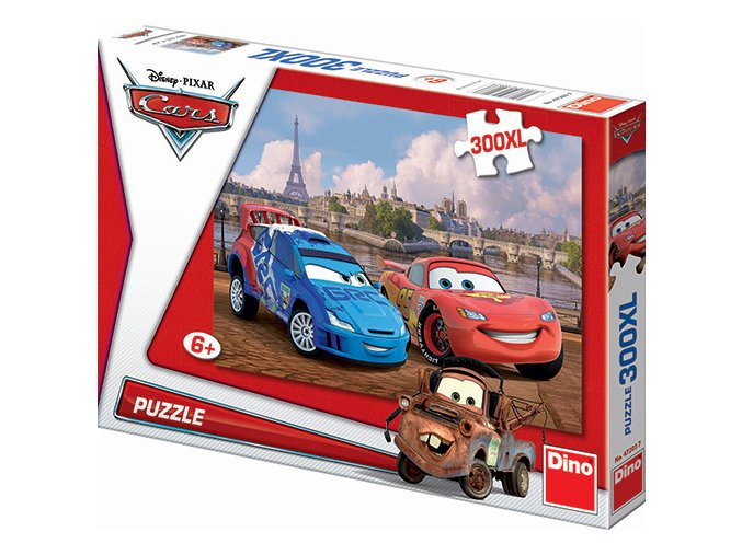 Cars v Paříži - 300 XL