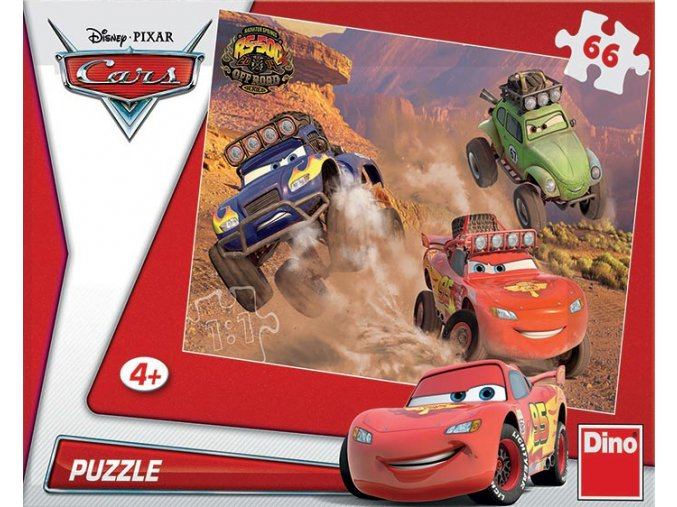 Walt Disney: 66 Cars - Závodníci