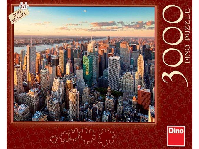 New York - Mrakodrapy