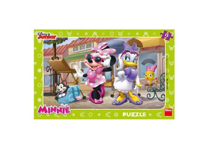 Walt Disney: Minnie na Montmartru - deskové