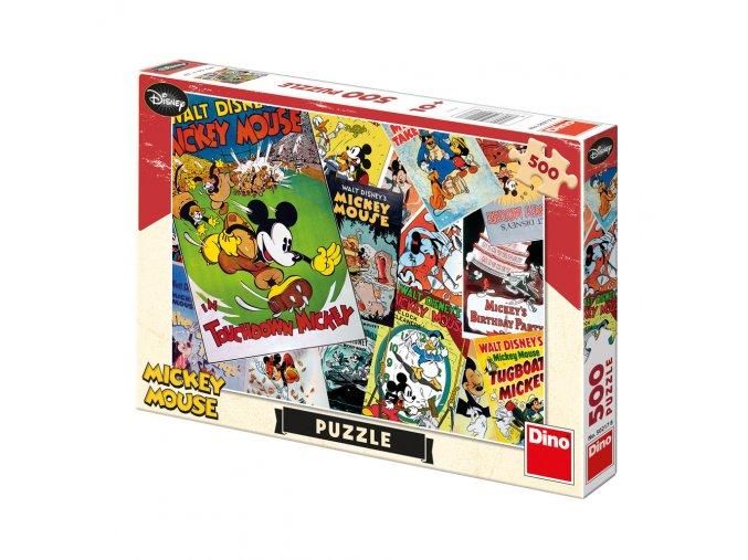 Walt Disney: Mickey Mouse - filmové plakáty
