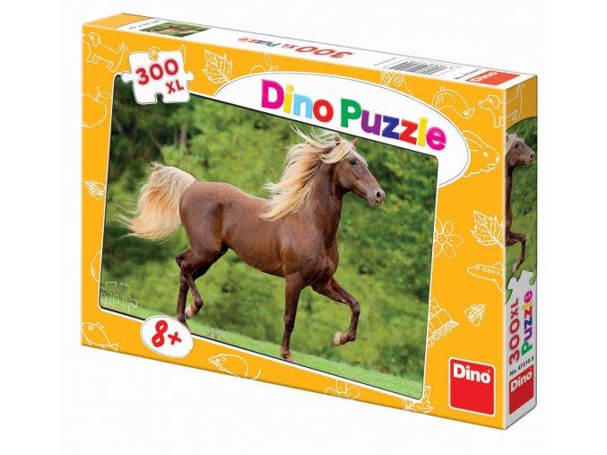 Kůň Zlatohřívák - XL