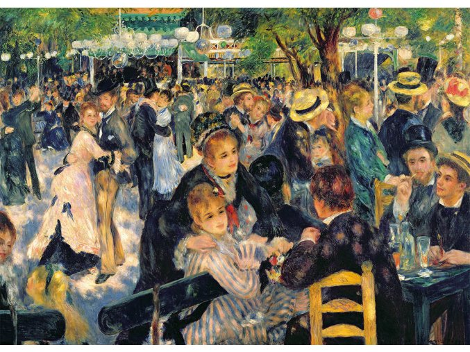 Renoir: Bál v Moulin Rouge