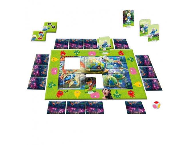 Šmoulové 3: Zapomenutá vesnice - hra