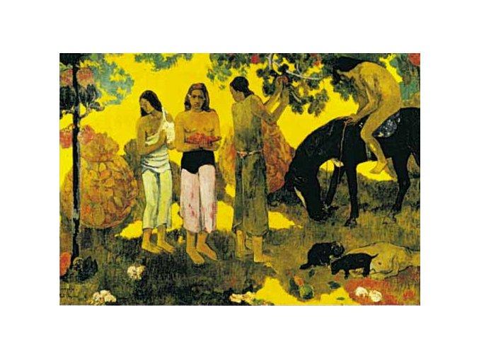 Gauguin: Rupe Rupe - Tři ženy