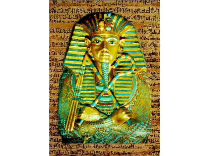 Egyptian art: Tutanchamon - Gold edice