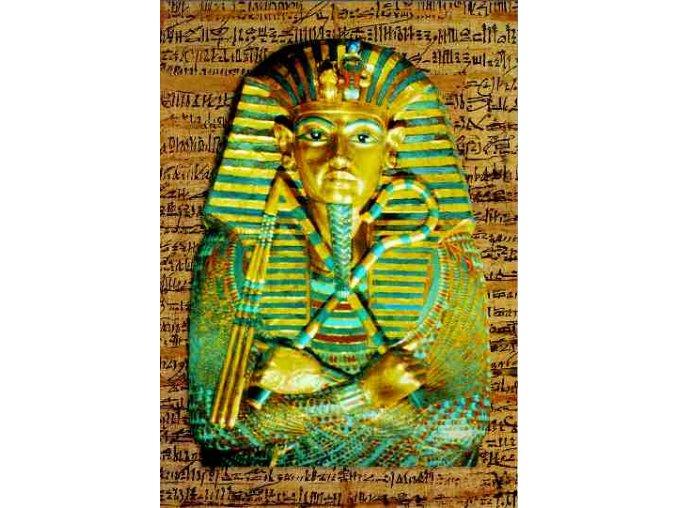 Egyptian art: Tutanchamon - Gold edice