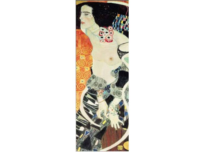 Klimt: Judith II. - Gold edice - panorama