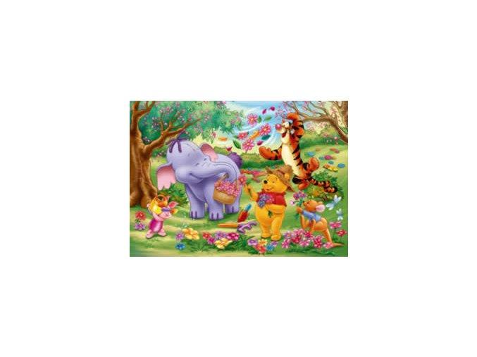 Walt Disney: Medvídek Pú - maxi puzzle