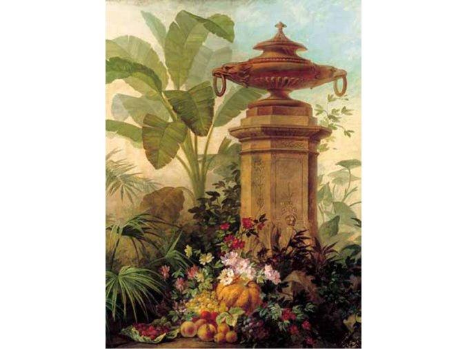 Capeinick: Zátiší s tropickými rostlinami