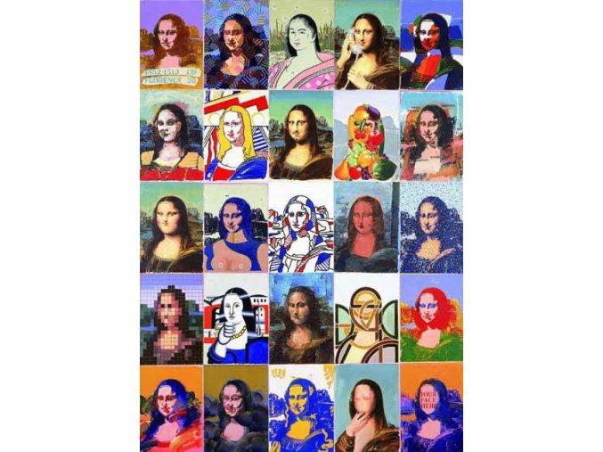 Giovanopoulos: Mona Lisa - Art Stones
