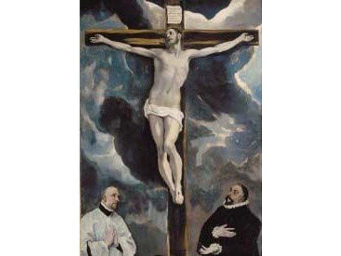 El Greco: Kristus