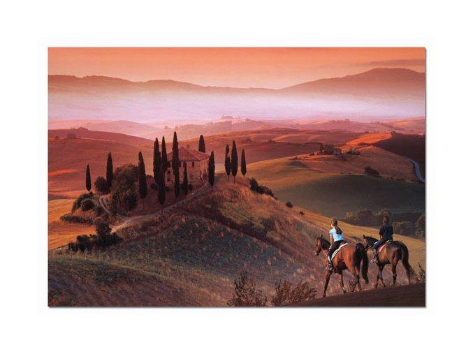 Toskánsko - Itálie
