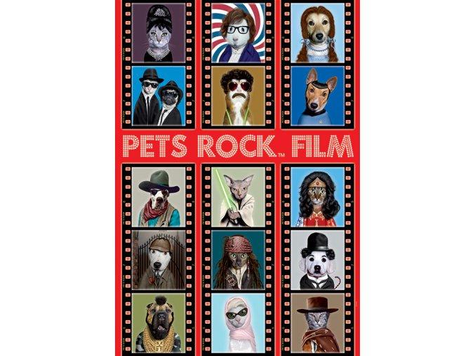 Zvířata válí - filmové hvězdy (Pets Rock Film)