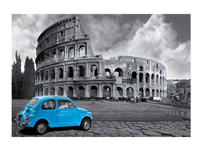 Koloseum - Řím
