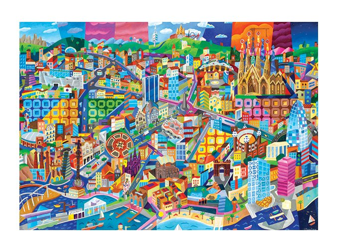 Philip Stanton: Barcelona