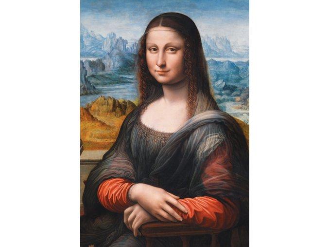 Mona Lisa (Gioconda) z muzea Prado