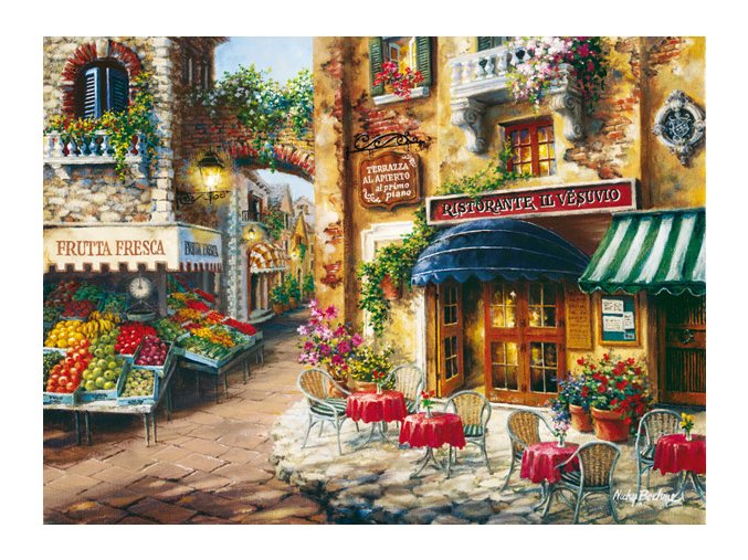 Nicky Boehme: Buon appetito - HQC