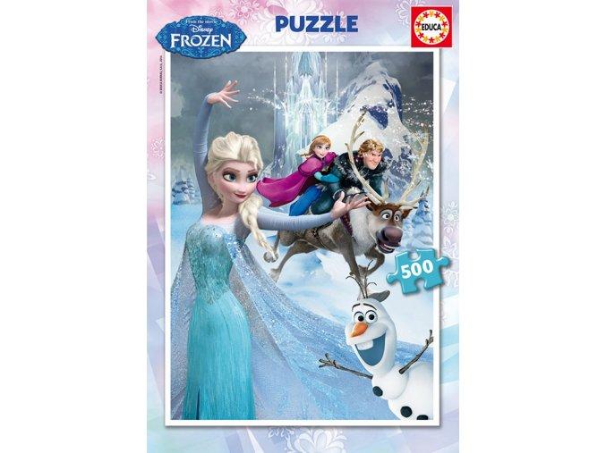 Walt Disney - Frozen: Ledové království